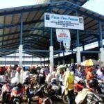 Pasar Amahami Makin Semrawut, Janji Pemkot Mana ?