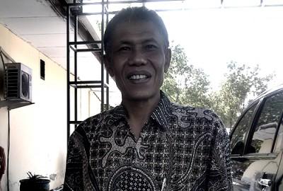 Penjabat Bupati Bima H. Bachrudin. Foto: Eric