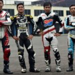 Putra Sang Bima Gelar Latihan Perdana Bersama Pembalap Asia