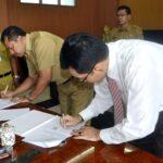 Walikota Tandatangani MoU dengan Garuda