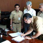 Walikota Bima Tandatangani MoU dengan Y-Consultancy