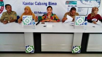 BPJS saat menggelar konferensi pers. Foto: Bin
