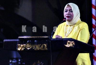 Bupati Bima Hj. Indah Damayanti Putri. Foto: Bin