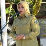 Upacara Hardiknas Tingkat Kabupaten Bima Hikmad