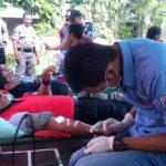 200 Sat Pol PP Donorkan Darah