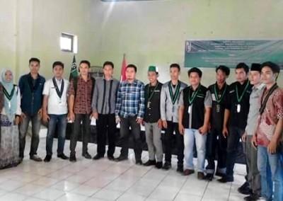 Foto Jajaran Pengurus HMI Cabang Bima. Foto: Ady
