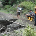 Banjir di Tambora, Jembatan dan Puluhan Titik Jalan Provinsi Putus
