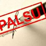 Tanda Tangan IMB Rencana Hotel di Sarae, Dipalsukan