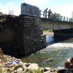 Warga Sampungu Minta Jembatan Sungai Na'e Diperbaiki