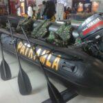Kendaraan Tempur TNI AL Meriahkan Pameran HPN