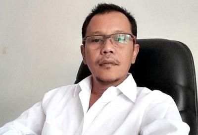 Kepala Bulog Sub Divre II Regional Bima, Raden Gunadharma. Foto: Bin