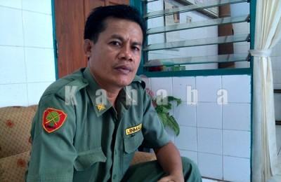 Kepala PKM Soromandi Alamsyah. Foto: Eric