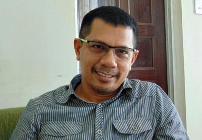 Ketua Komisi III DPRD Kota Bima, Alfian Indrawirawan. Foto: Ady