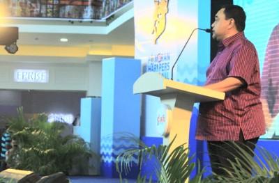 Ketua PWI Pusat Margiono. Foto: Ady