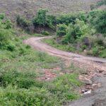 Jalan di Desa Piong Butuh Perhatian Pemerintah