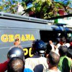 Bantu Penyergapan Terduga Teroris, Tim Gegana Dikerahkan
