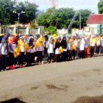 Pemkot Bima Lepas 1267 Mahasiswa KKN STKIP Bima