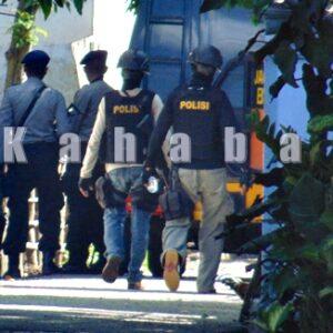 FJ Diduga Terkait Santoso dan Penembakan Kapolsek