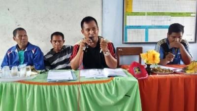 Rapat Kerja FKGO Kota Bima. Foto: Ady