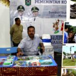 Walikota Bima Kunjungi Pameran HPN