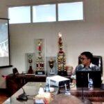 Walikota Bima Gelar Rapat Penyusunan DED Lawata-Amahami