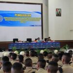 Wawali Bima Beri Pembekalan Praja IPDN Kampus NTB