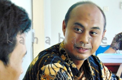 Anggota DPRD Kota Bima, H Armansyah. Foto: Bin