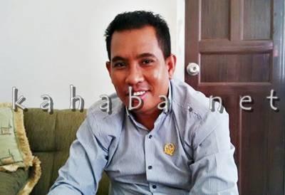 Anggota DPRD Kota Bima H. Sidra. Foto: Bin