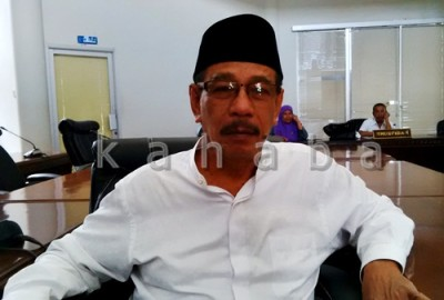 Anggota Komisi I DPRD Kota Bima, H. Ridwan Mustakim. Foto: Bin