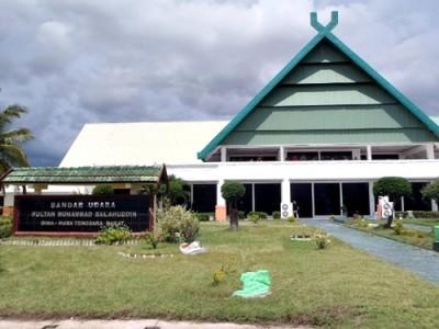Bandara Sultan Muhammad Salahuddin Bima.