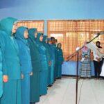 Pengurus TP. PKK Kabupaten Bima Dilantik