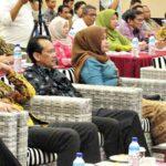 Bupati Bima Hadiri Forum Pengembangan Kawasan Transmigrasi