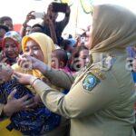 40.679 Balita di Kabupaten Bima Ikut Program PIN Polio