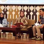 Seminar Pilkada di Unpad, Dinda Harap Regulasi DPT Dibenahi