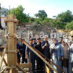 Pembangunan Rumah di Bajo Pulau sudah 60 Persen