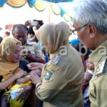 Bupati Bima Canangkan PIN Polio