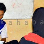 Doyan Gadis, Oknum Guru Siksa Istri