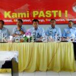 Kakanwil Menkumham dan Kepala BNN Provinsi tes Urine Pegawai Rutan Bima