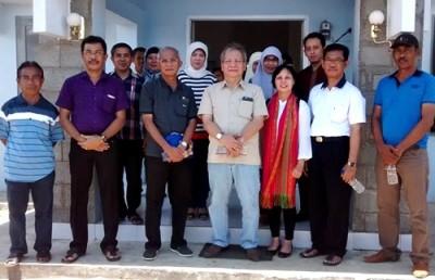 Jajaran Kemendag bersama Sekda dan Pejabat Pemkot Bima. Foto: Hum