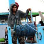 Kapal Bagan Tenggelam, Juslin Harap Bantuan Pemerintah