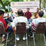 Jalin Kemitraan dengan Pers, KPU Kota Bima Gelar Media Ghatering