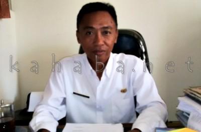 Kabag Umum Setda Kota Bima Rusdhan HAR. Foto: Bin