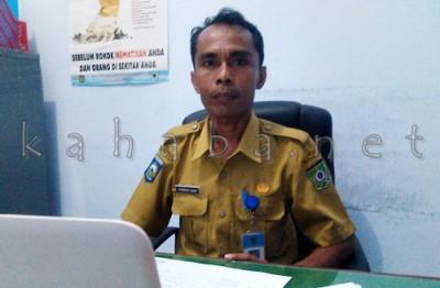 Kabid Pembinaan dan Pengembangan Pegawai BKD Kota Bima, Ihwansyah. Foto: Eric