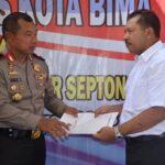 Kapolda Resmikan Kantor Polsek Asakota dan Pos Kota