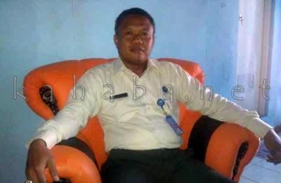 Kepala BNN Bima Jolmadi. Foto: Eric