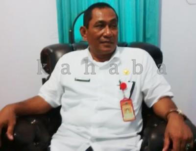 Kepala BPBD Kabupaten Bima H. Sumarsono. Foto: Bin