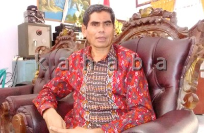 Kepala SMAN 4 Kota Bima, Mukhtar. Foto: Bin
