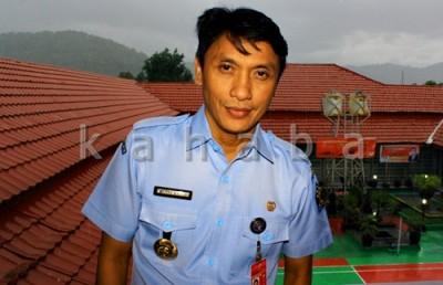 Kepala Sub Bidang Lataskin Imigrasi Menhukam NTB. Foto: Deno