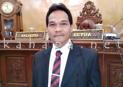 Ketua Baleg DPRD Kota Bima, Sudirman DJ. Foto: Bin