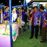 Bazar STIE Bima, Jiwa Entrepreneurship Mahasiswa Diasah
